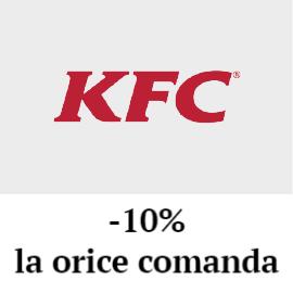 kfc reducere isic